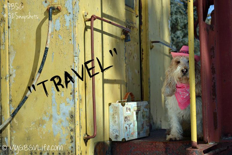 My GBGV Life Train Travel