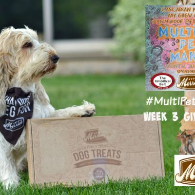 How About Some Healthy Snacks {Giveaway} #MultiPetMania