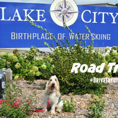 Road Trip To Lake City Birthplace of Water Skiing #DriveToyota