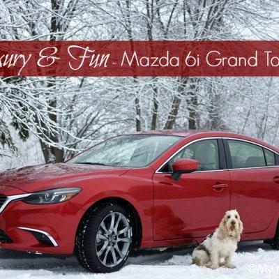 Luxury And Fun – 2016 Mazda 6i Grand Touring #DriveMazda