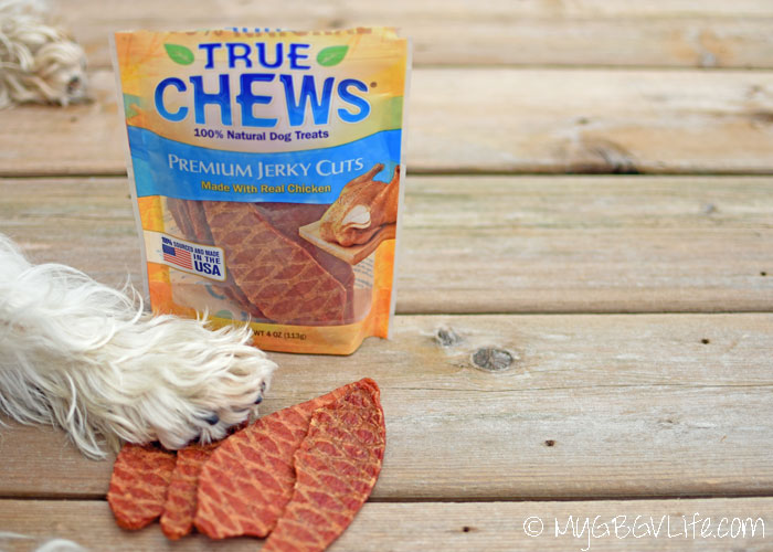 My GBGV Life Chicken Jerky - Does It Really Come From Chickens? #ChewyInfluencer