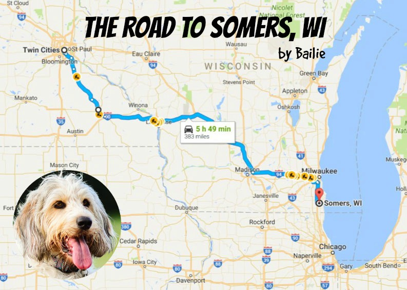 My GBGV Life The Road To Somers, Wisconsin By Bailie