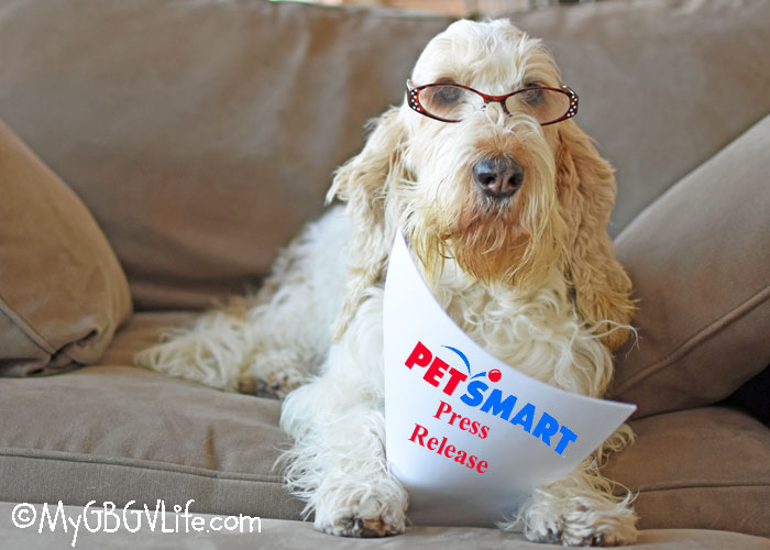 My GBGV Life Help Pets In Need - Buy a Bag, Give a Meal™ At PetSmart