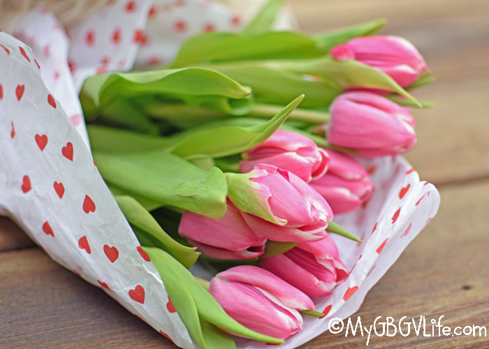 My GBGV Life Flowers For My Friend Dory