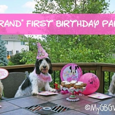"A ""Grand"" First Birthday Party For Madison"