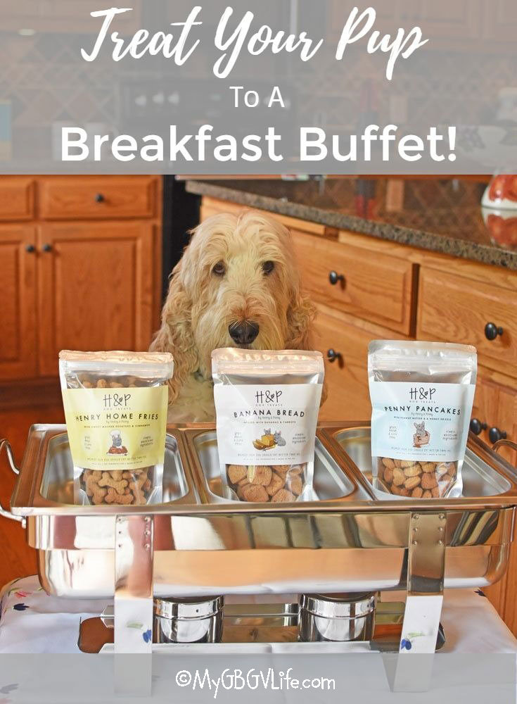 My GBGV Life Treat Your Pup To A Breakfast Buffet – Giveaway