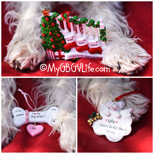 My GBGV Life Personalized Ornaments Make Great Keepsakes And Gifts