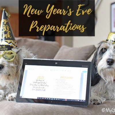 Preparations For The New Year – Bring On 2019