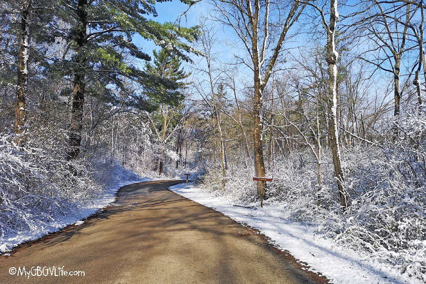 My GBGV Life camp road