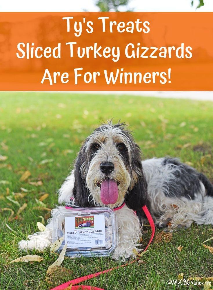 My GBGV Life sliced turkey gizzards