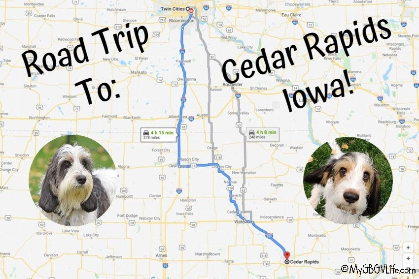 My GBGV Life A Fall Road Trip To Cedar Rapids Iowa