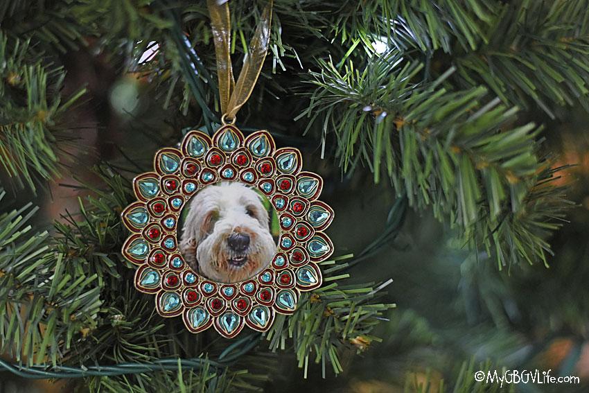 My GBGV Life Emmas ornament