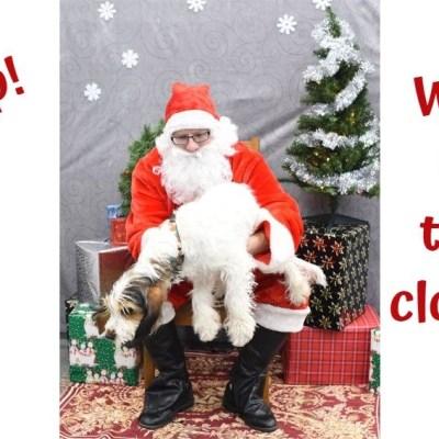 My GBGV Life Christmas Shopping And A Visit To Santa