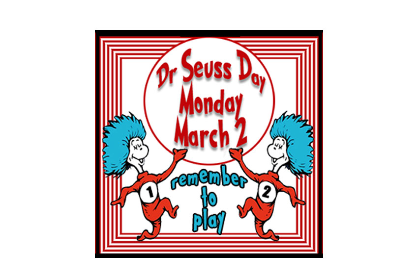 Dr Seuss Day 2020