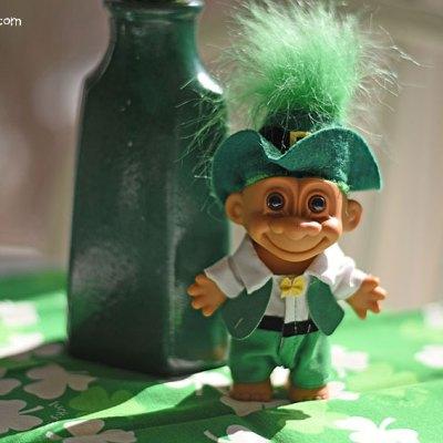 Wishing You The Luck Of The Irish!