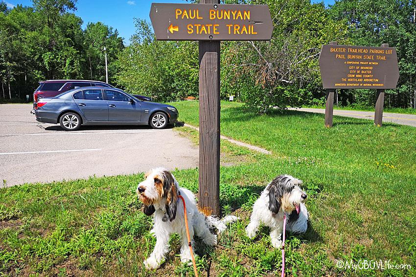 My GBGV Life Fun On The Paul Bunyan State Trail