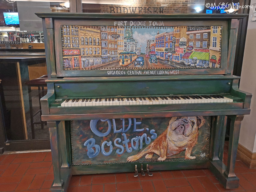 My GBGV Life painted piano