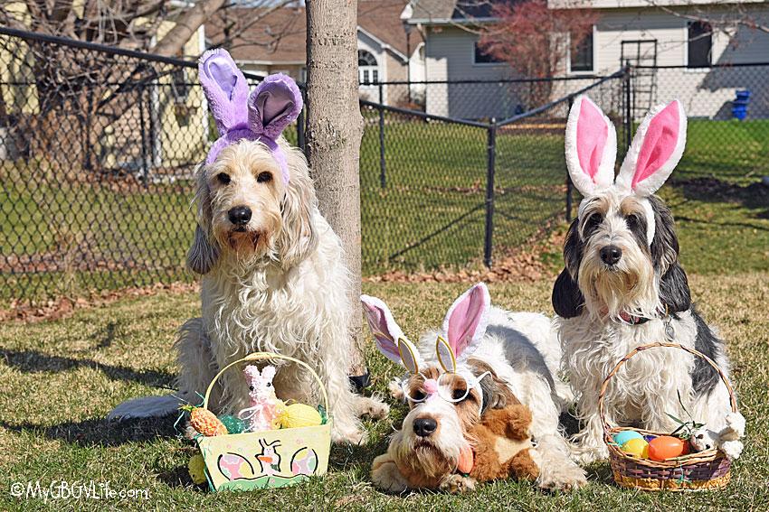 My GBGV Life Happy Easter 2021