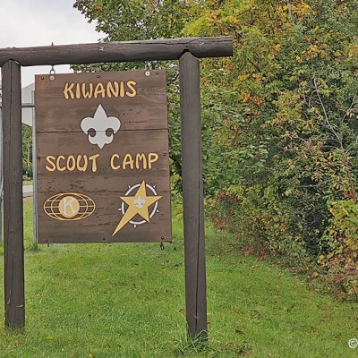 Getting Happy At Kiwanis Scout Camp