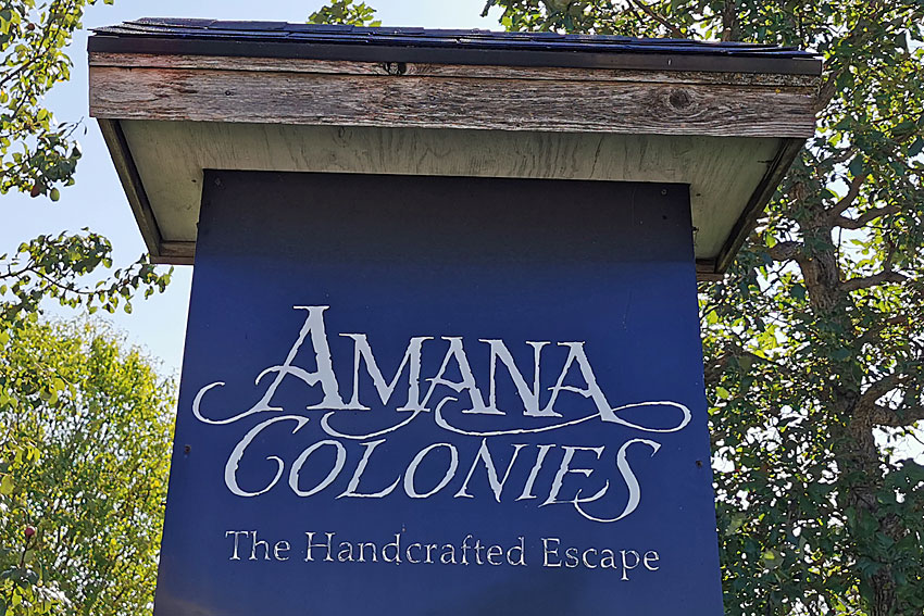My GBGV Life Shopping In Amana Iowa And Bad Hotel Experiences