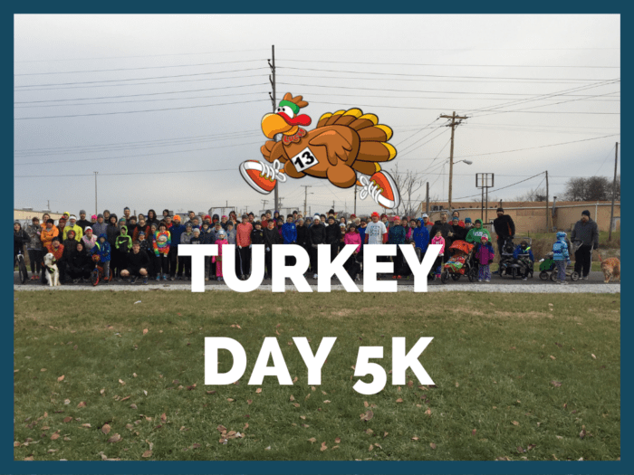 Turkey Day 5K Review