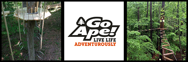 Unleash Your Inner Monkey With A Go Ape Tree Top Adventure
