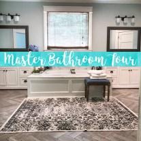 Master Bathroom Tour