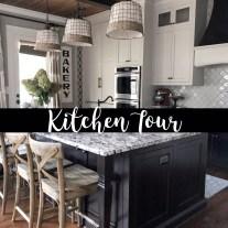 Kitchen Tour Updated