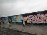 East Side Gallery murals