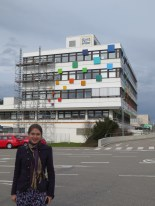 The colorful Ritter Sport factory