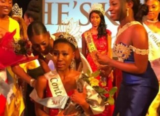 PHOTOS: See the 23-year-old lady with HIV positive who crowned beauty queen