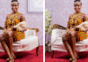 PHOTOS: MzVee's Traditional Wear To The 2017 VGMAs