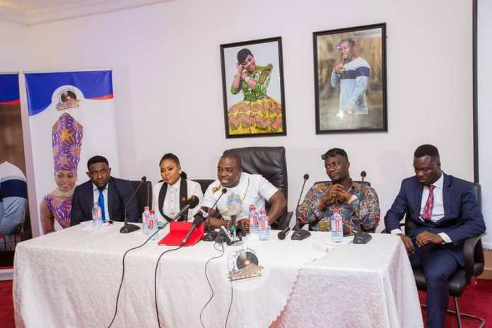 Officially: Zylofon Media signs 4years record deal with Joyce Blessing and Obibini + Photos