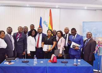 VIDEO: Abeiku Santana Sells Kasapreko Alomo Bitters in Europe, Signs Contract With Finnish Company To Organize Cultural Events in Finland