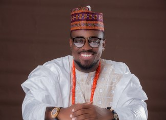 Actor, TooSweet Annan rocks Traditional Outfit in new promo photos
