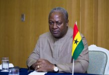 Koku Anyidoho's arrest by armed men obviously disproportionate - Mahama
