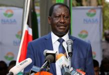 We may sue Facebook over election - Odinga
