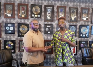 Mr Eazi signs a licensing deal with Universal Africa