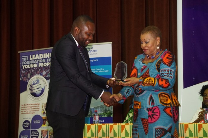 GH Media School wins National Award for Volunteerism in Rural Outreaches at National Youth Volunteerism & Patriotism Conference & Awards 2018