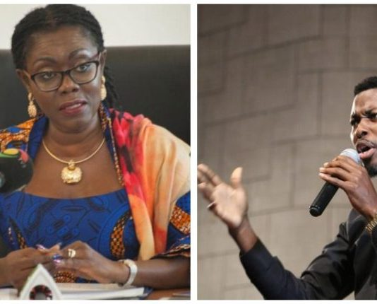 Communications Minister to sue A Plus for GHC10m