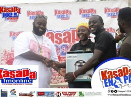 PHOTOS: GH Media School wins Kasapa FM's 'Ena Pa' cooking competition