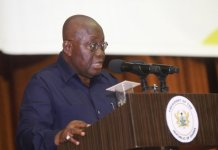 Akufo-Addo suspends four High Court Justices