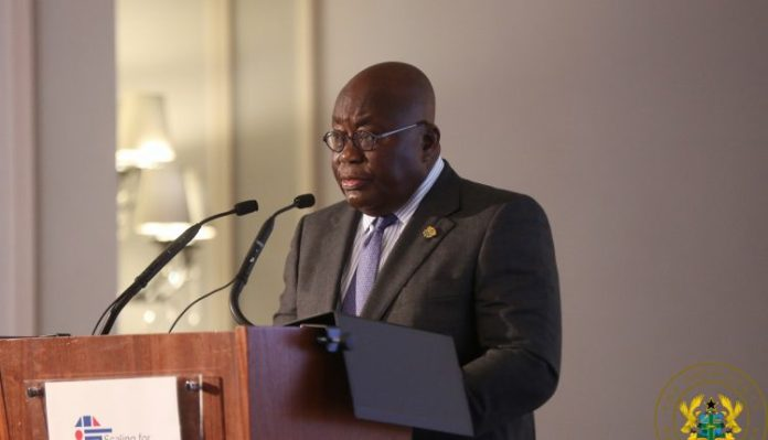 Government will create assets from oil revenues – Akufo-Addo