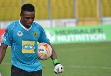 Hearts of Oak complete signing of goalkeeper Ernest Sowah