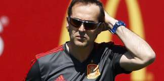 Julen Lopetegui sacked as Spain manager after accepting Real Madrid job