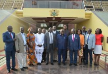 Reshuffle: Several ministers reassigned; Kofi Adda, Afriyie Akoto et al out?