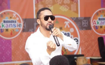 ORIENTATION: GH Media School hosts Majid Michel, Nii Saka Brown, Timothy Bentum, Fred Nuamah among others (PHOTOS)