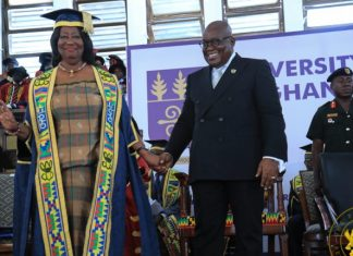 Mary Chinery-Hesse Becomes First Woman Chancellor Of UG