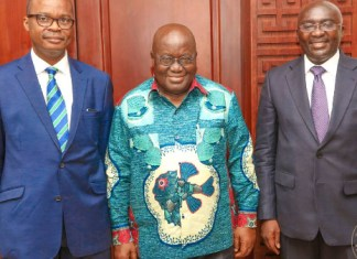 Dr. Bawumia, economic management team reject new AMERI deal, call it 'shocking'