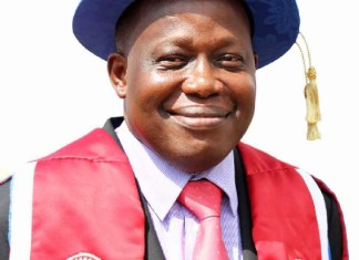 UEW new Vice Chancellor takes office